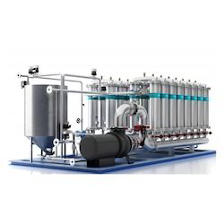 Industrial Water Conditioning