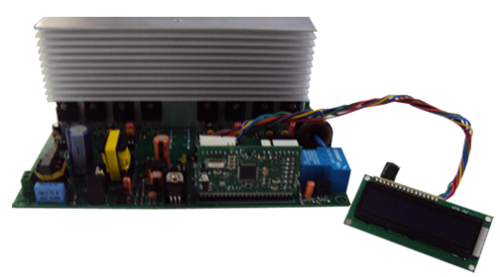 Power Back Up System Pwm Static Voltage Stabilizer