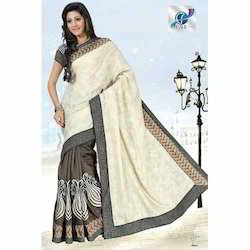 Fancy Georgette Indian Saree