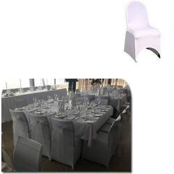 Lycra Chair Cover for Restaurant