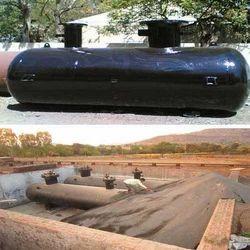 LPG Underground Tank