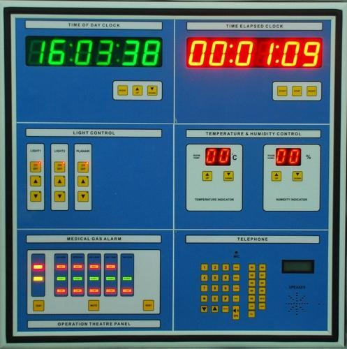 Membrane Type Surgeon Control Panel, For Operation Room