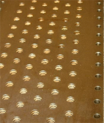 Brass And Naval Brass Tube Sheets & Baffles