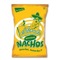 Nachos (with three flavor i.e.- salsa, cheese & Jalapeno)