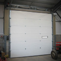 Insulated Sectional Door