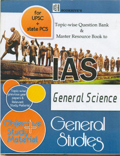 Ias General Science Topic Wise Question Bank Books At Rs 175