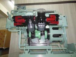Miniature Model Of Compressor