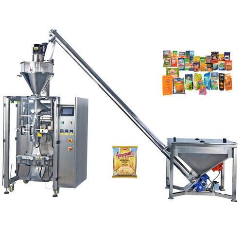 Powder Filling, Sealing, Packing Machine