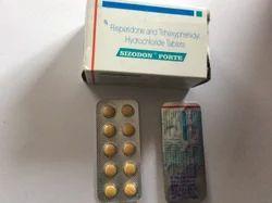 Risperidone Trihexyphenidyl Hydrochloride