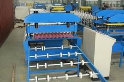 Corrugated Metal Roof Forming Machine