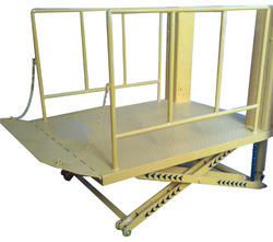 Portable Low Rise Scissor Lift