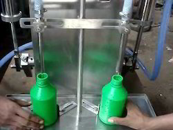 Hair Oil Packaging Machine