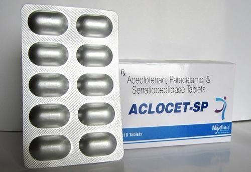 aceclo para serratiopeptidase tablets medheal pharmaceuticals rh indiamart com para tablet juegos para tablet youtube