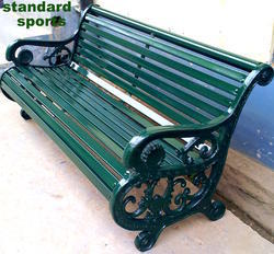 Garden Bench Cast Iron Model Above 85 Kg