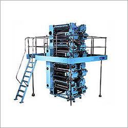 News Paper Printing Machine