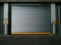 Security Roller Shutter