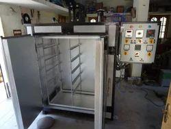 Plastic Pre Heating Oven