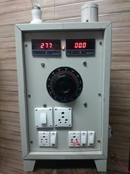 Automatic Electrical Testing Panel