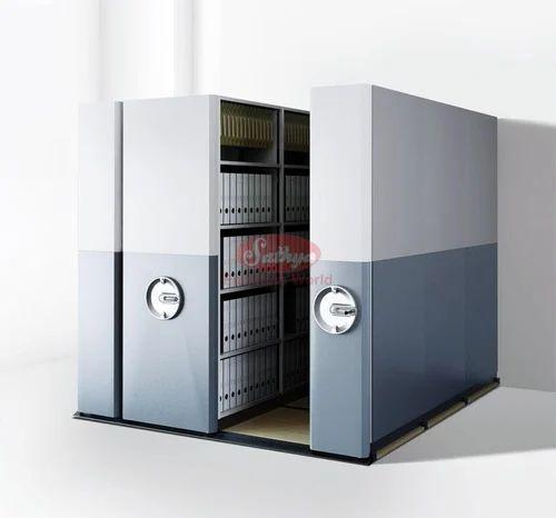 Mobile Steel Compactor