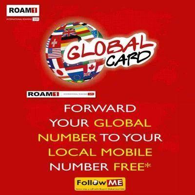 International Roaming Sim Rom1 - View Specifications