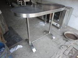 Capsule Table Size: 45x18x38
