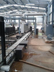 Bitumen Storage and Filling Plant