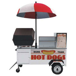 Hot Dog Trolley Manufacturers