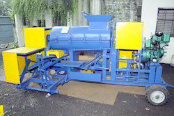 Mud or Clay Brick Making Machines