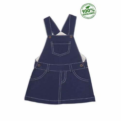 57739441d Organic Cotton Girl Dungaree