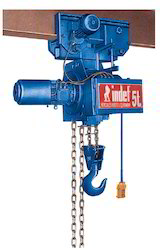 Indef Chain Electric Hoist, Model CH-III