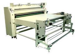 Roll To Roll Fusing Machine