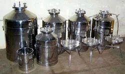 Pressure Filling Vessels