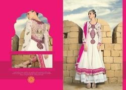 Girls As Shown Indo Western Suits