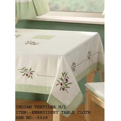 Embroidery Table Cover