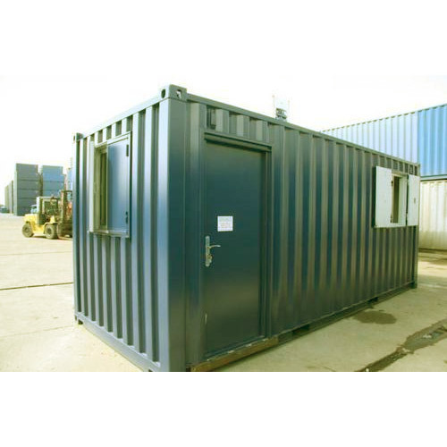 Office Container - Modular Office Container for Field Offices