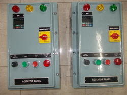 Flame Proof VFD Panel
