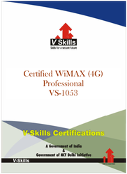 Certified WiMax(4G) Professional