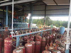 Acetylene Cylinders Filling Manifold