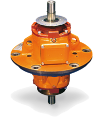 SG Iron Motor Vibrator with Central Mounting Flange- Italviibras