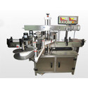 Double Side Vertical Labeling Machine
