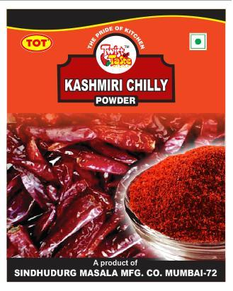 Kashmiri Chili Powder (Tikha Lal Mirchi Powder)