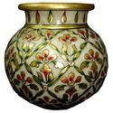 Decoration Marble Handicrafts Pot