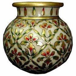 Decoration Marble Handicrafts Pot