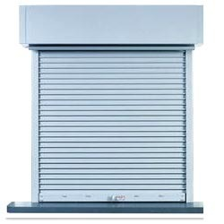 Full Height Mild Steel Automatic Rolling Shutter