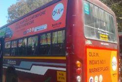 Bangalore Bus Branding - BMTC Bus Advertising