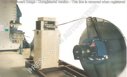 Decoiler Straightener with Pneumatic Feeder