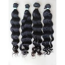 Indian Virgin Remy Wavy Hair Extension