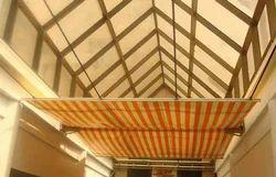Polyester Tensile Shade Awning