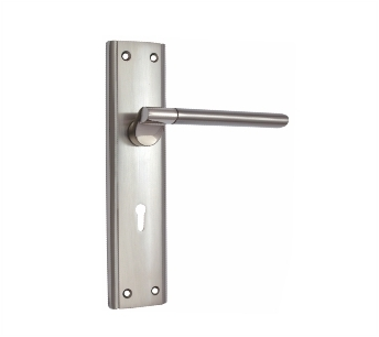 Unica Full Plate Door Handle - View Specifications & Details