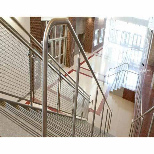 Stainless Steel Railing - Stainless Steel Interior Railing
